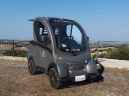 Limcar Elettracity auto elettrica
